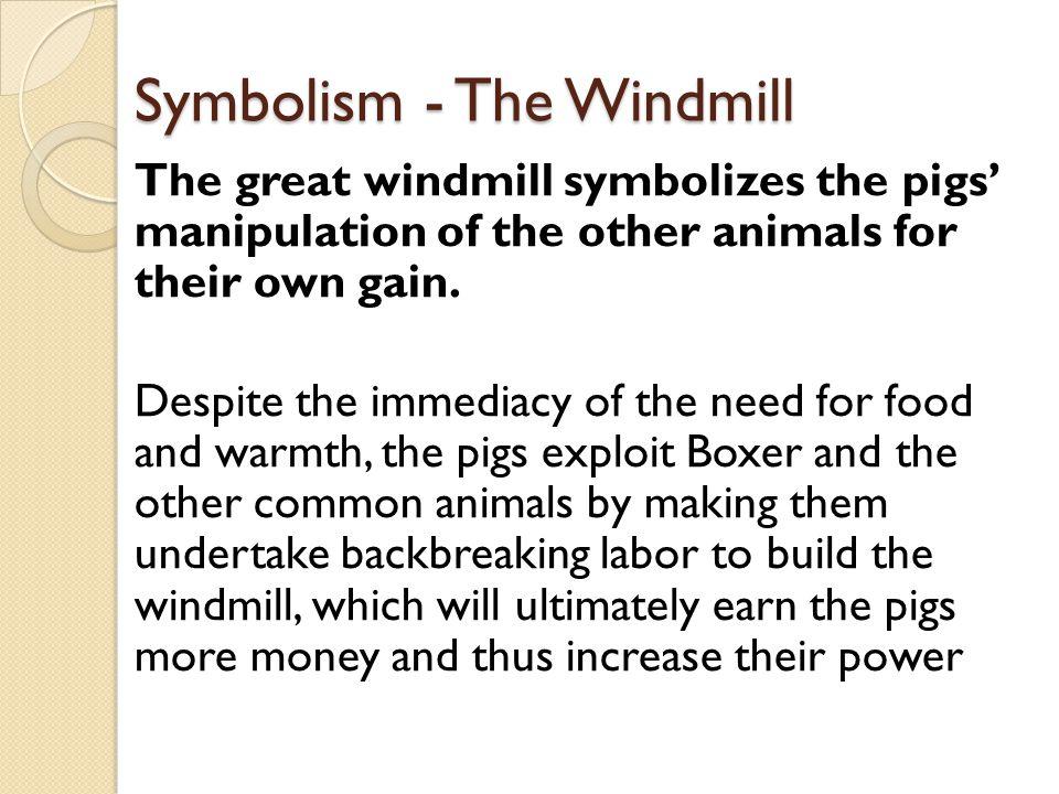 Symbolism - The Windmill