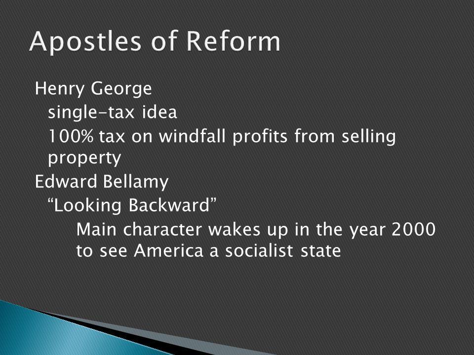Apostles of Reform