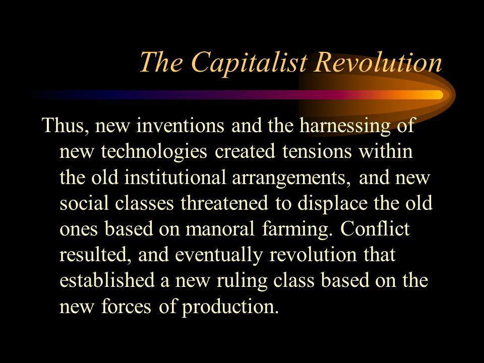 The Capitalist Revolution
