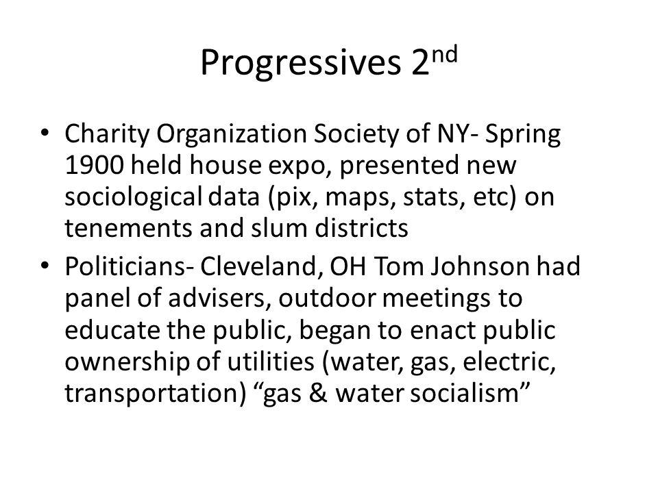 Progressives 2nd