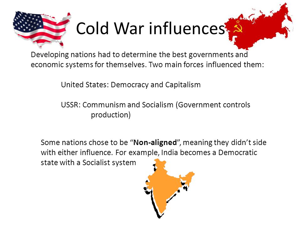 Cold War influences
