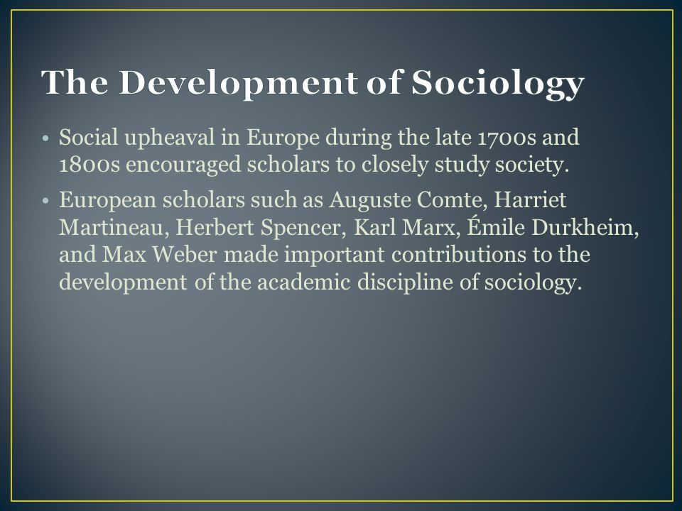 herbert spencer contribution to sociology