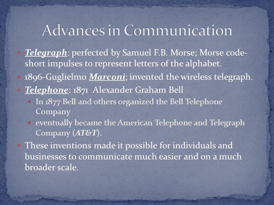 Advances in Communication