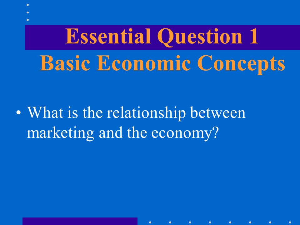 what is the relationship between business and economy