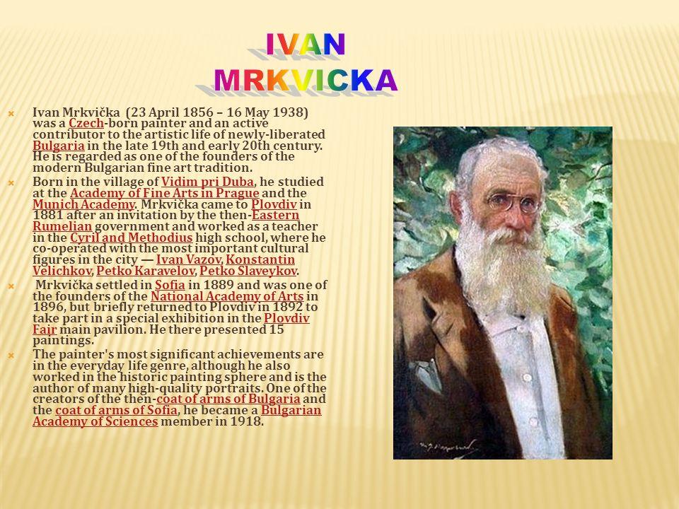 Ivan Mrkvicka