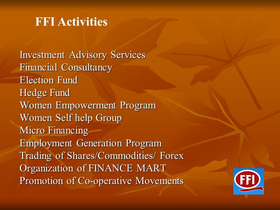 FFI Activities