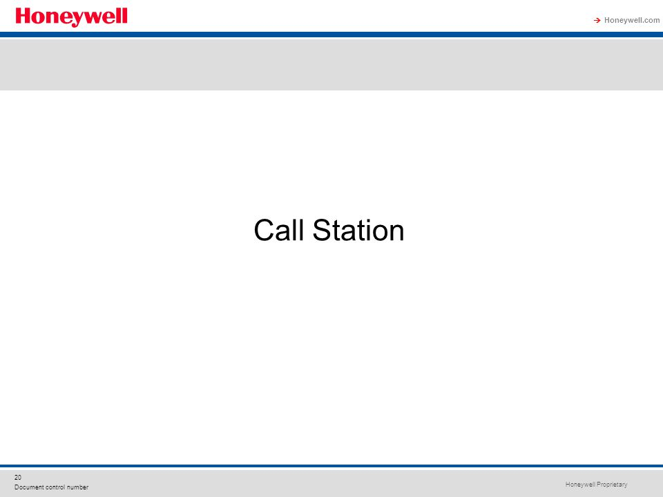Call Station