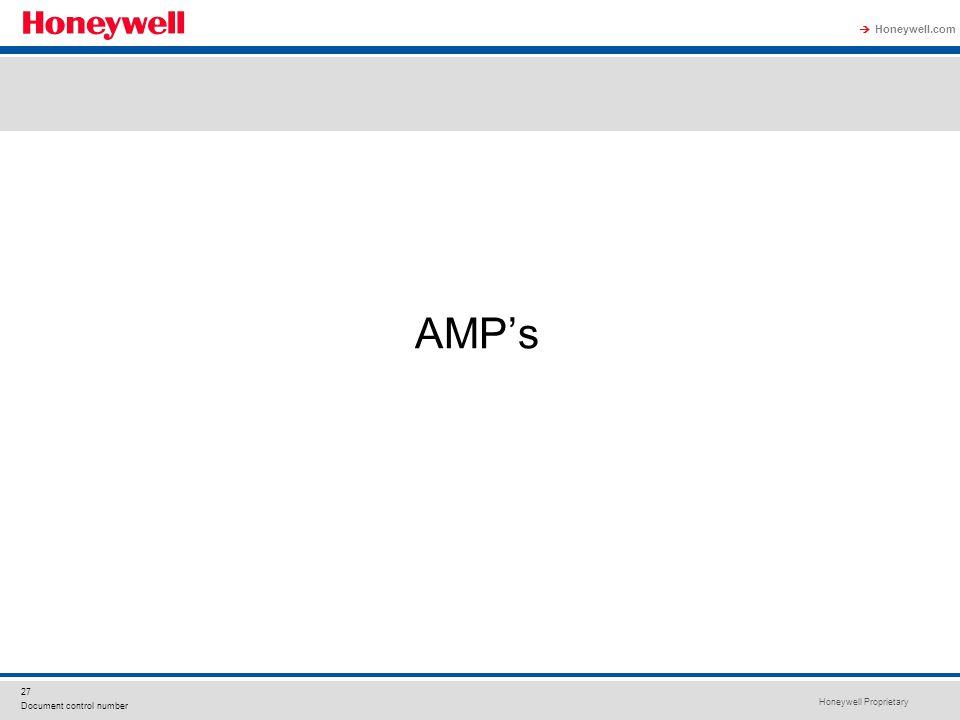 AMP's