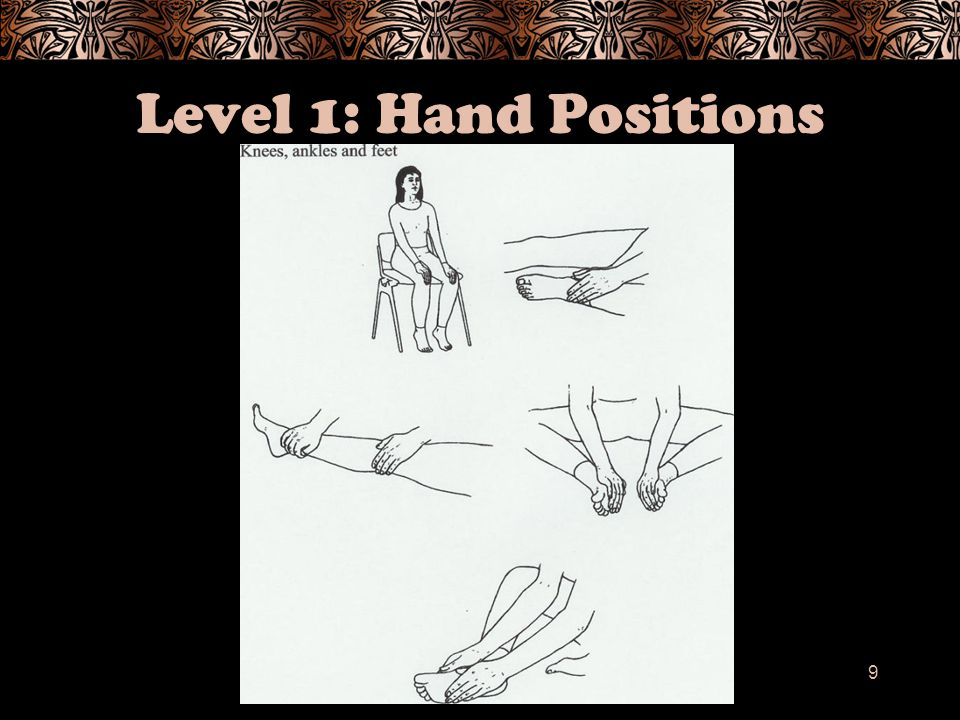 Level 1: Hand Positions By Lauren Royal - 2010