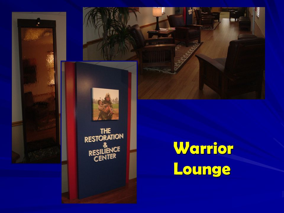 Warrior Lounge
