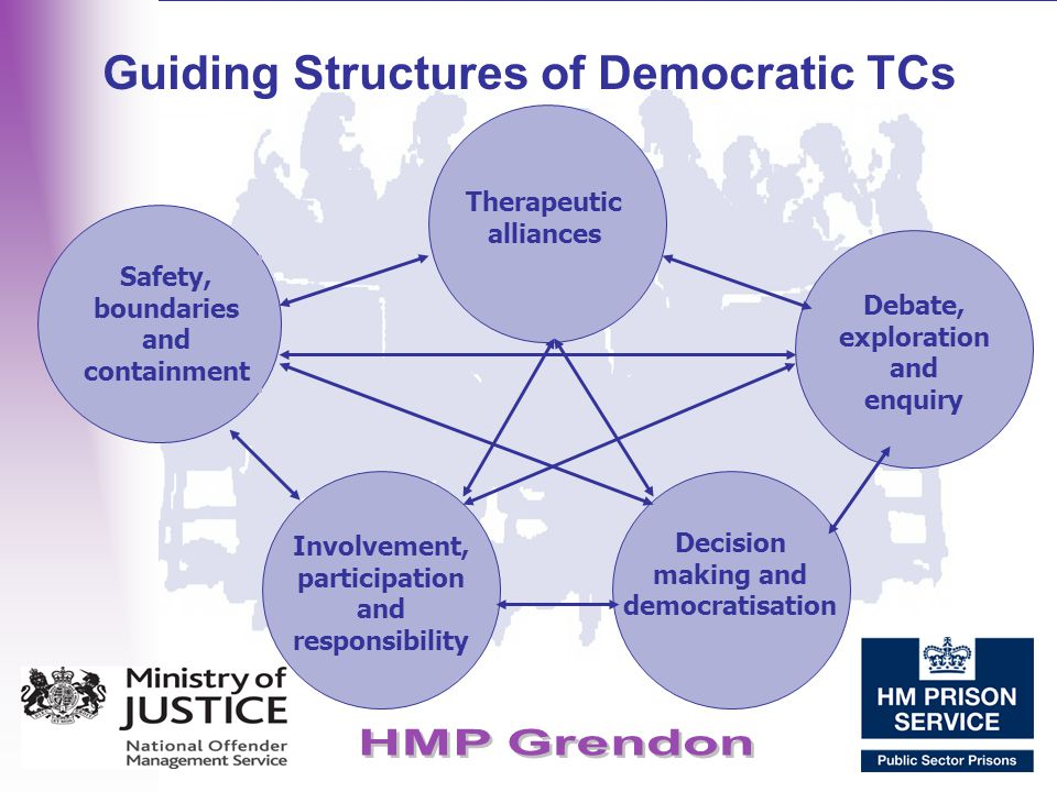 Guiding Structures of Democratic TCs