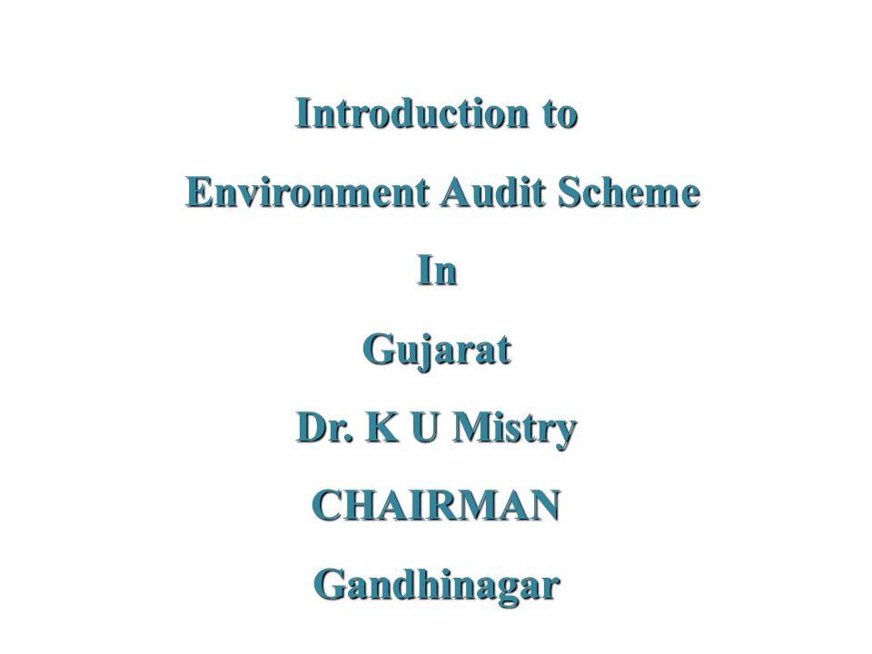 Environment Audit Scheme