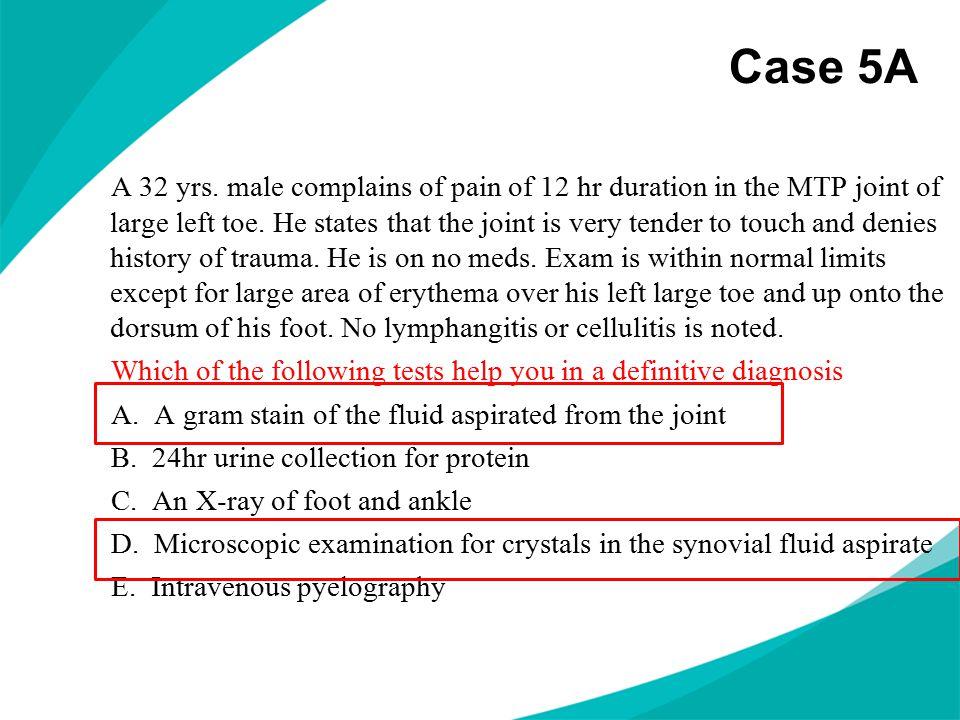 Case 5A