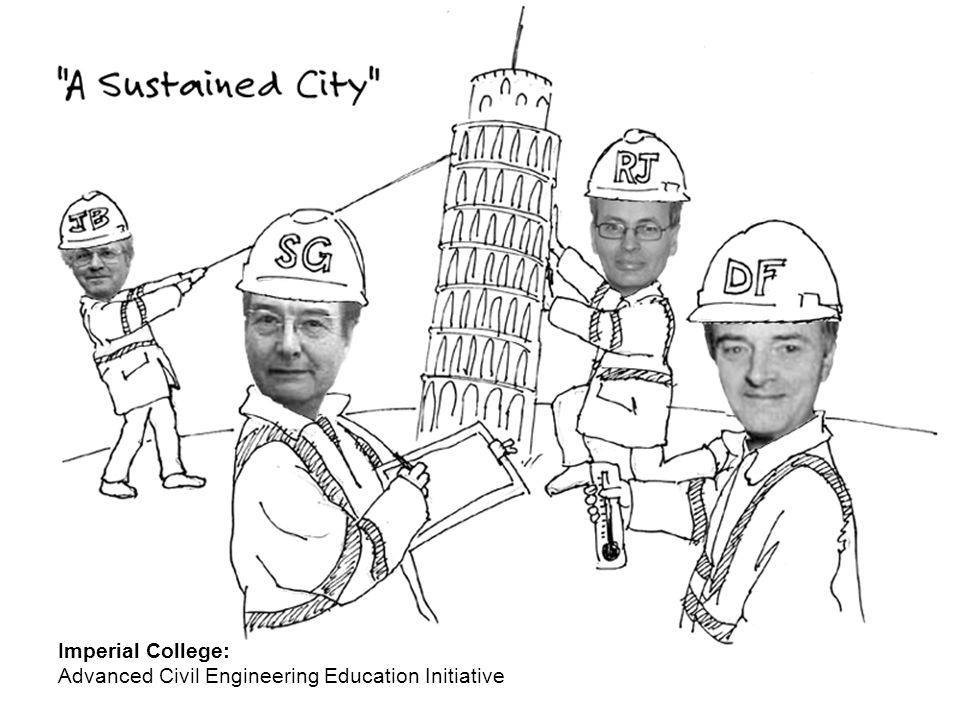 Imperial College: Advanced Civil Engineering Education Initiative