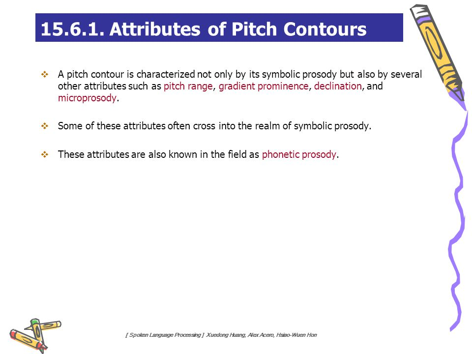 15.6.1. Attributes of Pitch Contours
