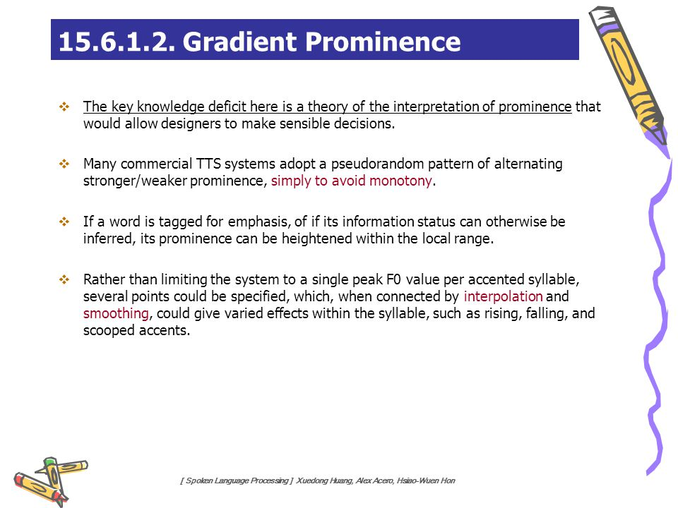 15.6.1.2. Gradient Prominence