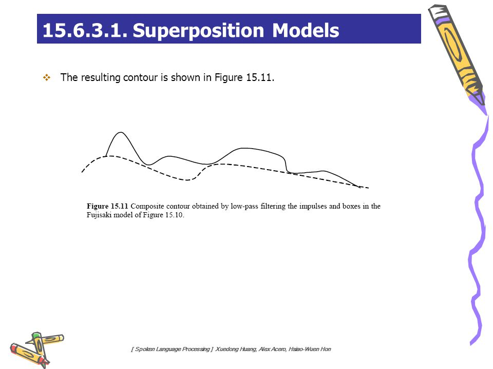 15.6.3.1. Superposition Models The resulting contour is shown in Figure 15.11.