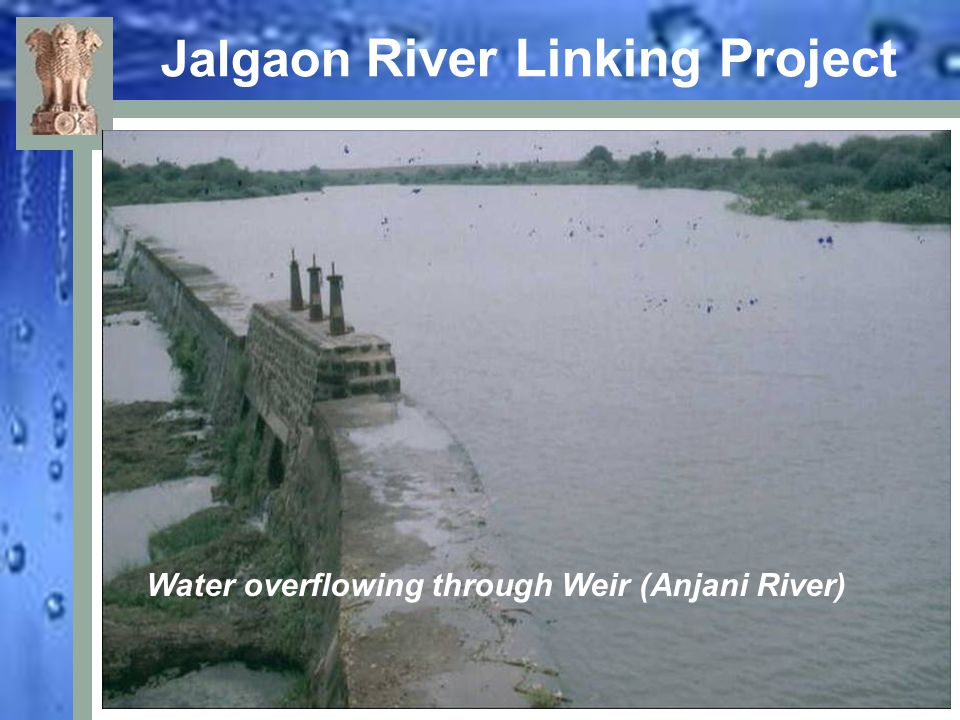 Jalgaon River Linking Project