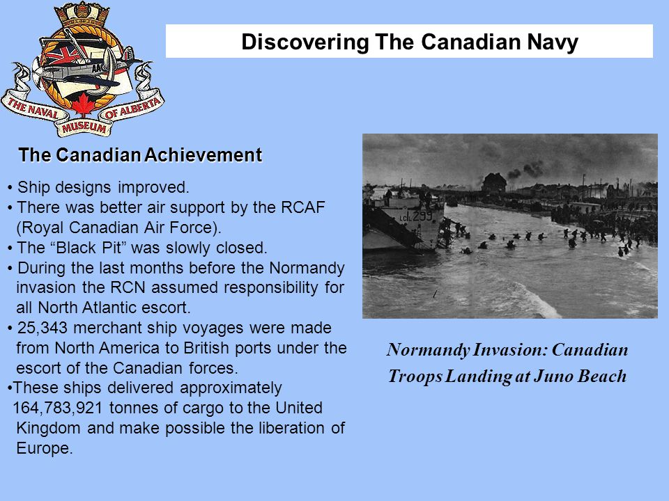The Canadian Achievement