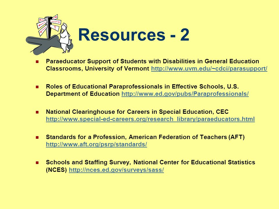 Resources - 2