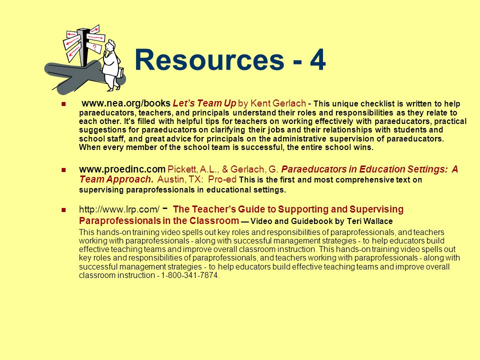Resources - 4