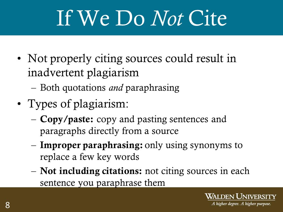 How to cite sources in a paper apa