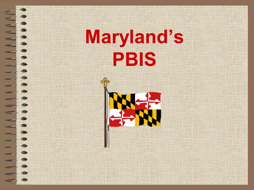 Maryland's PBIS