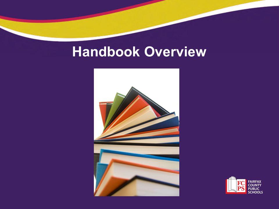 Handbook Overview
