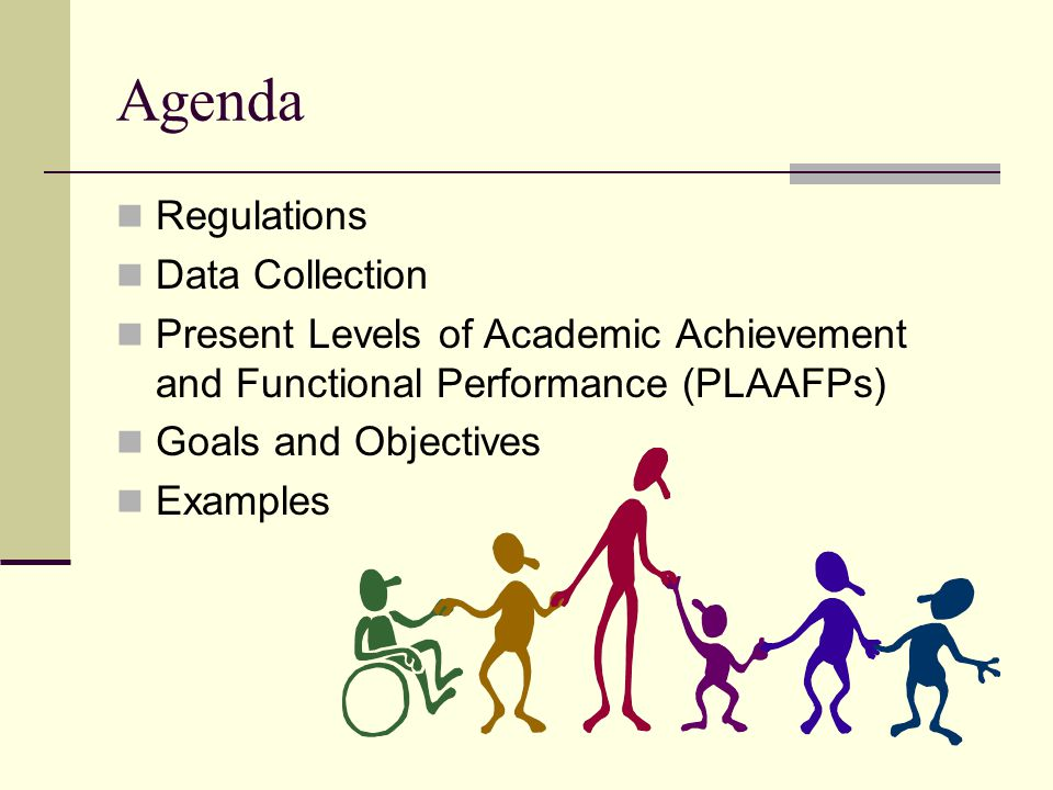 Agenda Regulations Data Collection