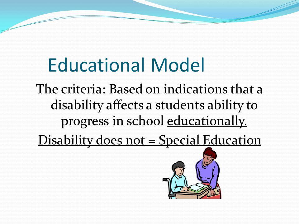 Educational Model