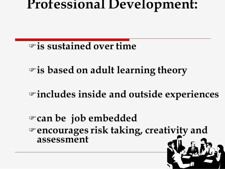 Professional Development: