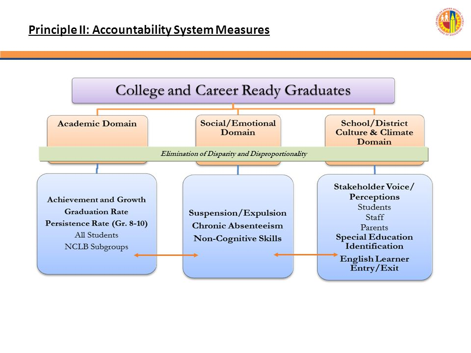 Principle II: Accountability System Measures