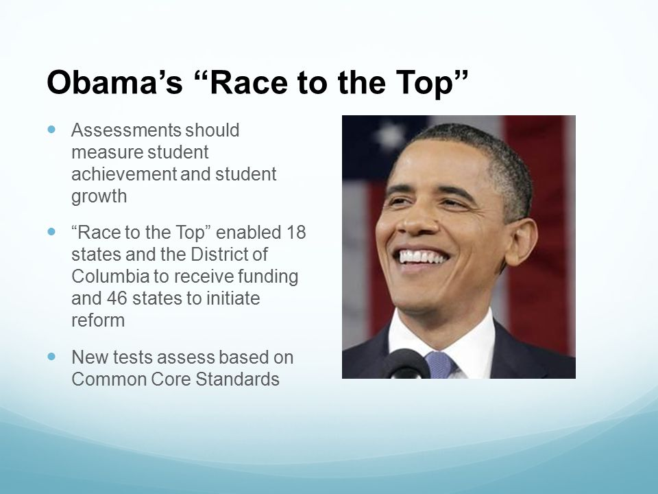 Obama's Race to the Top