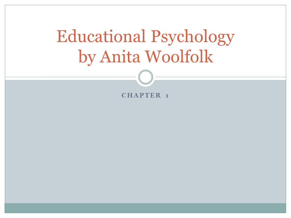Educational Psychology by Anita Woolfolk