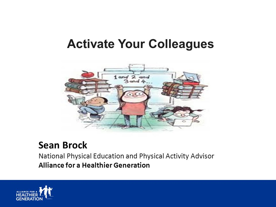 Activate Your Colleagues