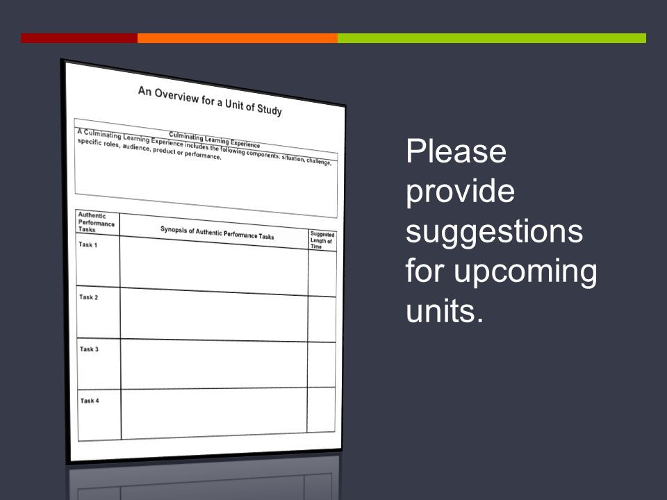 rigorous curriculum design template - rigorous curriculum design ppt download