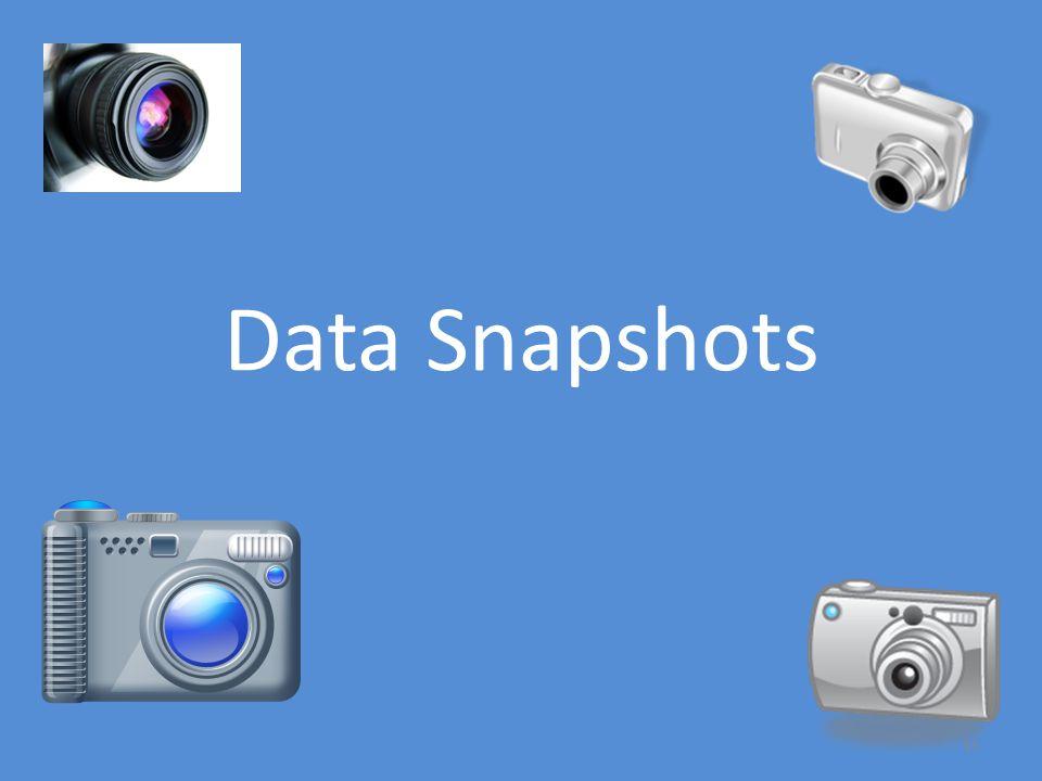 Data Snapshots