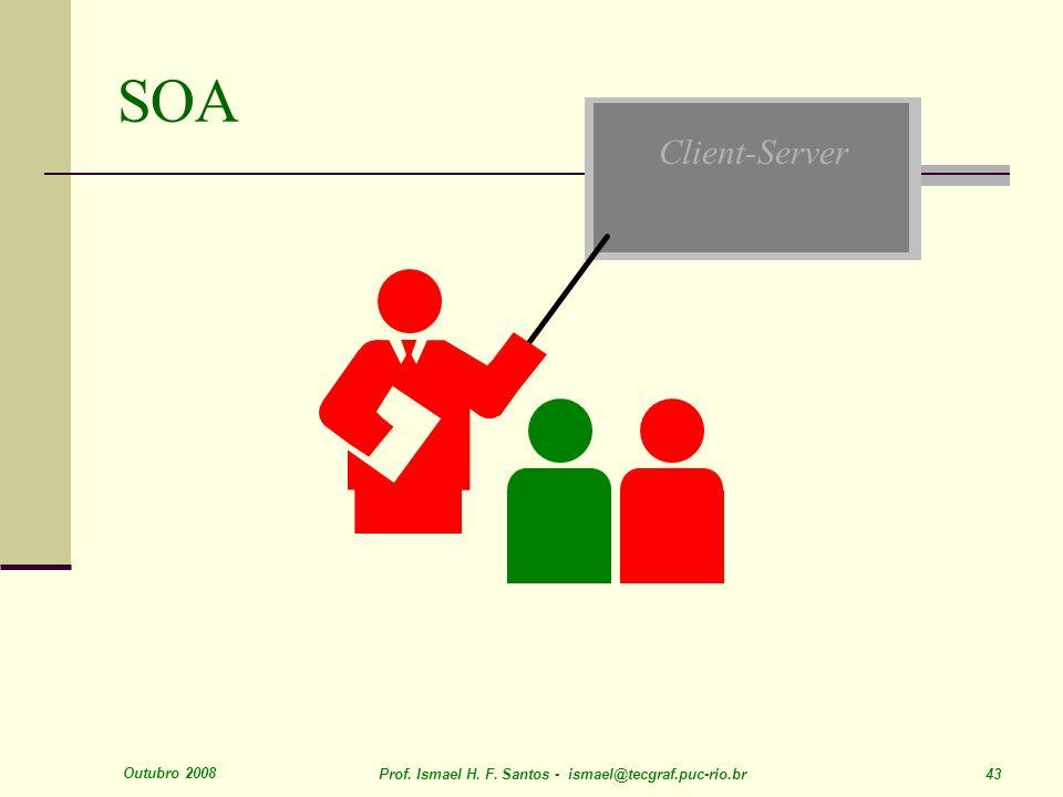 SOA Client-Server Outubro 2008