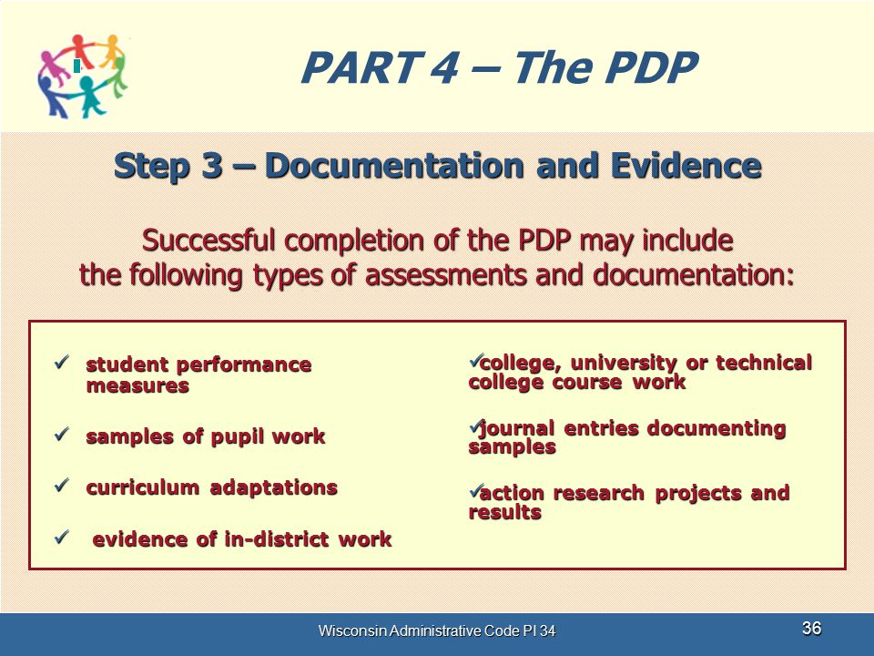 Step 3 – Documentation and Evidence