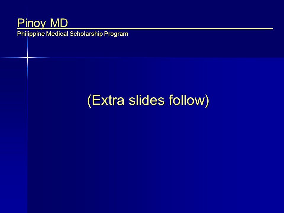 Pinoy MD Philippine Medical Scholarship Program