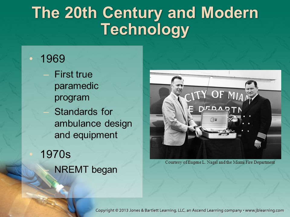 The 20th Century and Modern Technology
