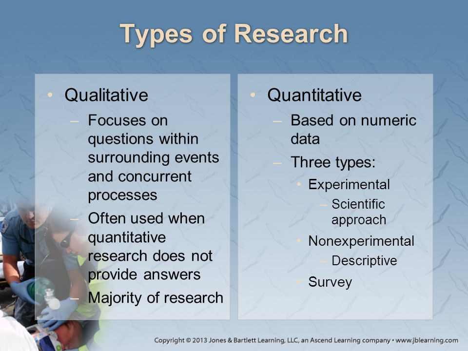 types qualitative research methods Qualitative research is a scientific method of observation to gather non-numerical  data this type of research refers to the meanings, concepts definitions,.