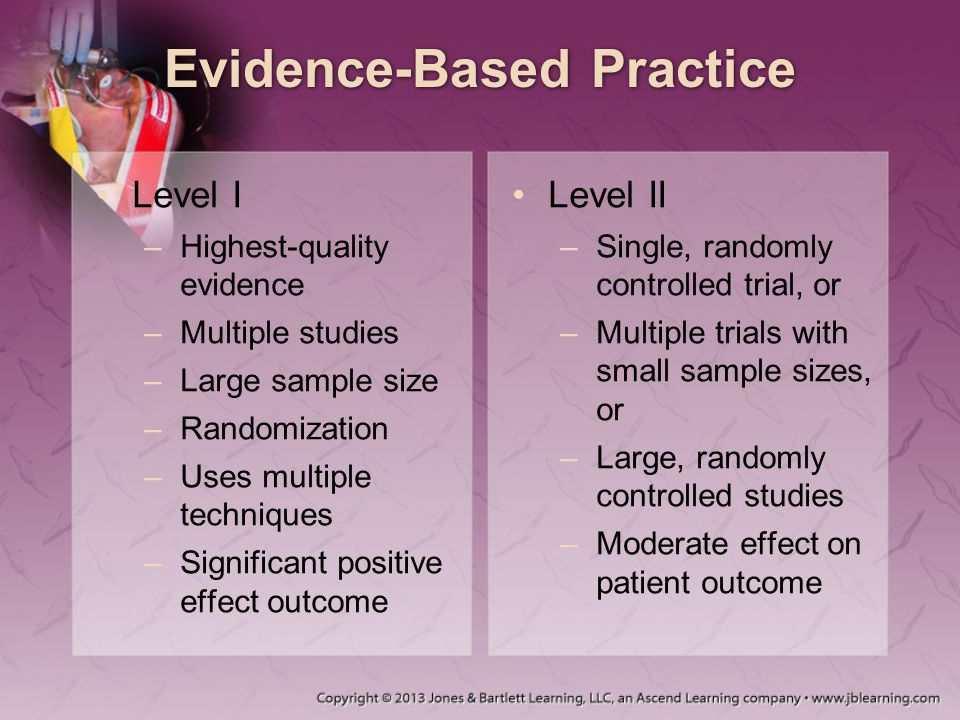 the positive and negative consequences of evidence based practice Evidence-based interventions (immediate positive consequences to a target practice positive behaviors in various settings and with a variety of individuals.