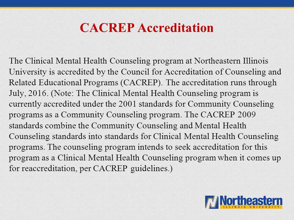 CACREP Accreditation