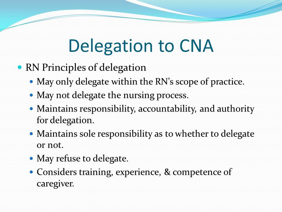 roles of a cna