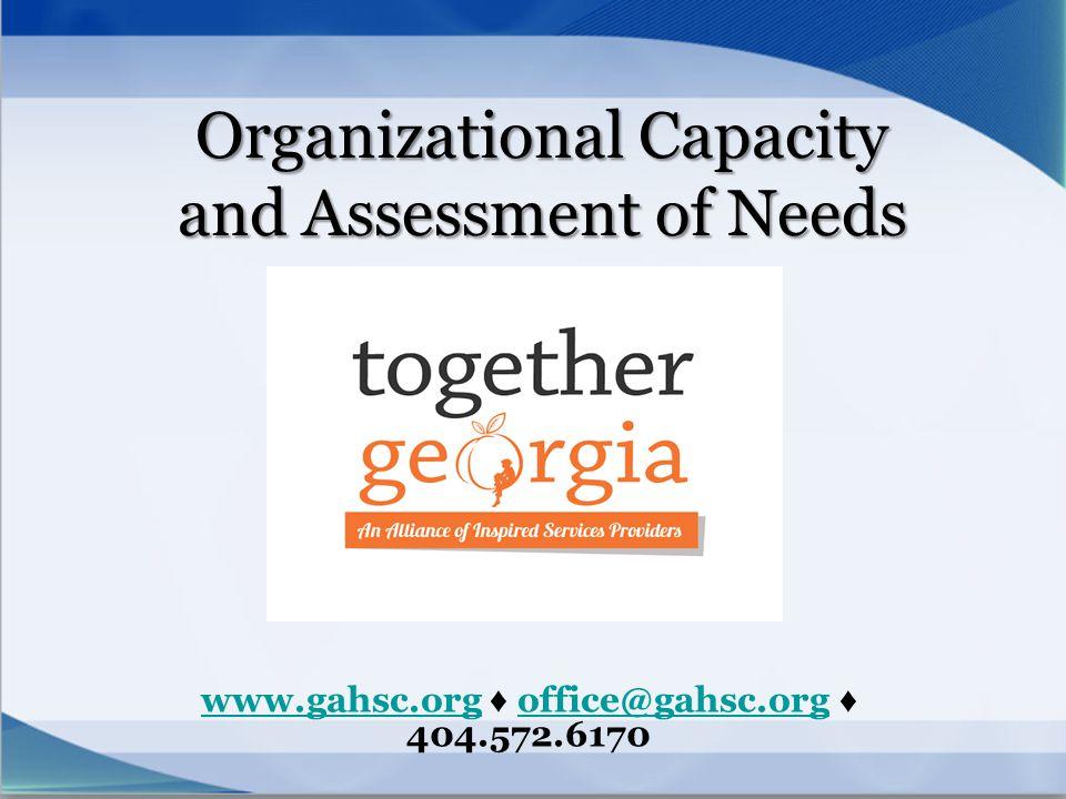 www.gahsc.org ♦ office@gahsc.org ♦ 404.572.6170