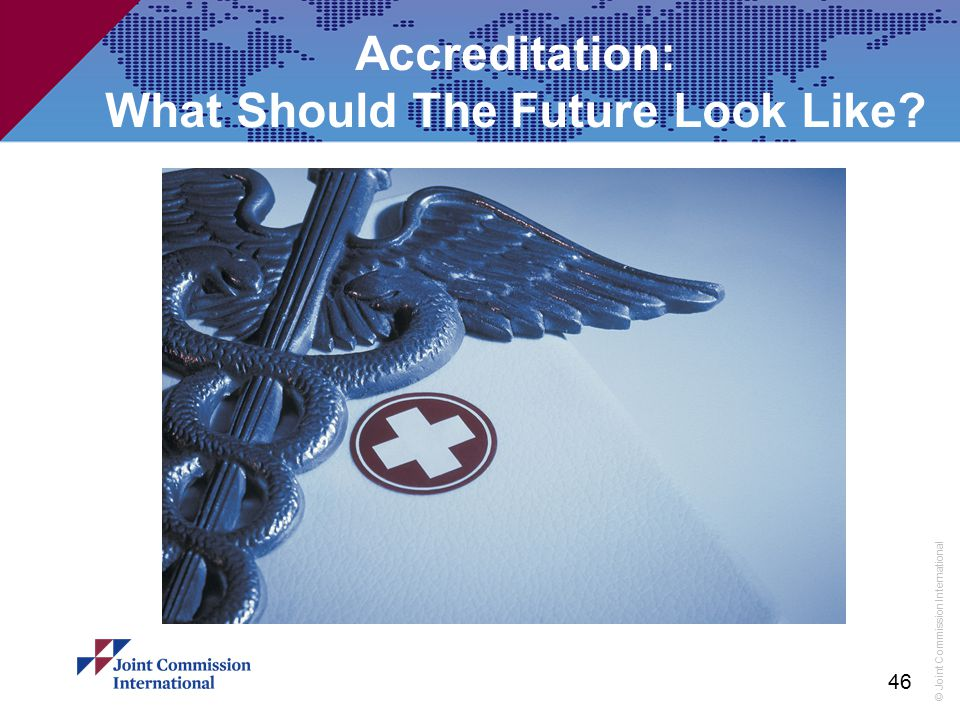 Accreditation: What Should The Future Look Like