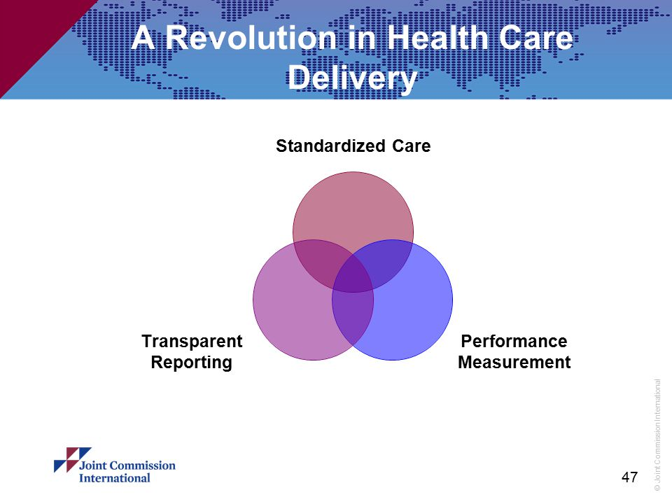A Revolution in Health Care Delivery