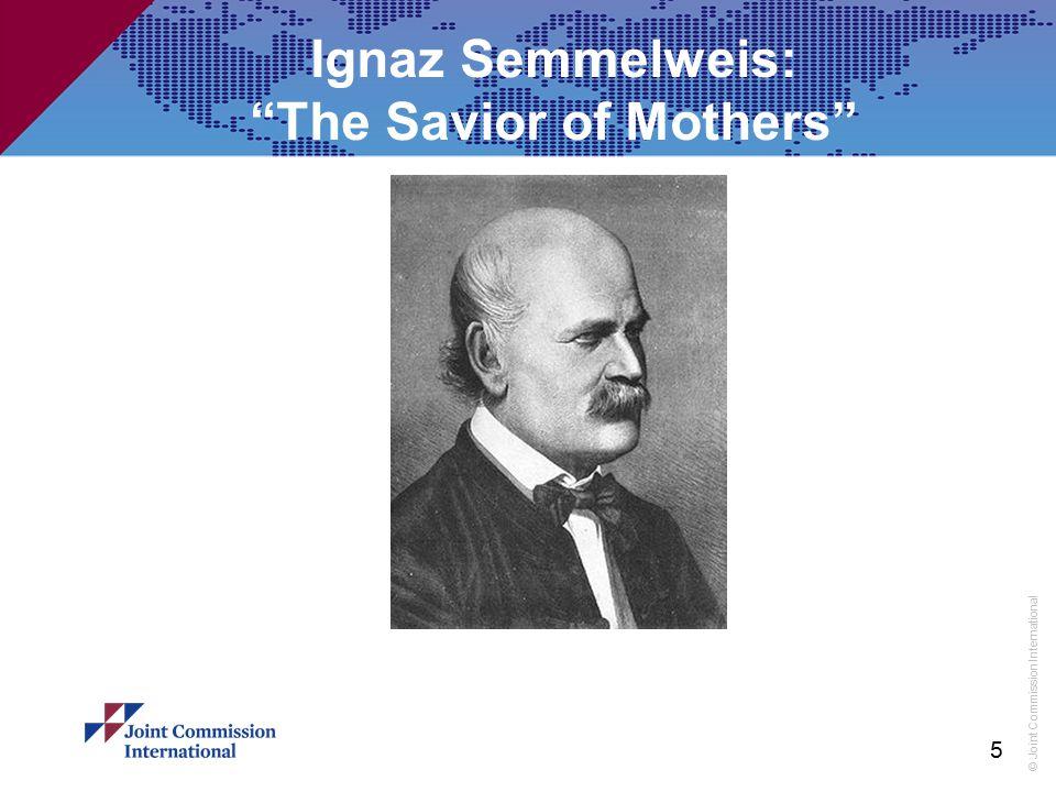 Ignaz Semmelweis: The Savior of Mothers