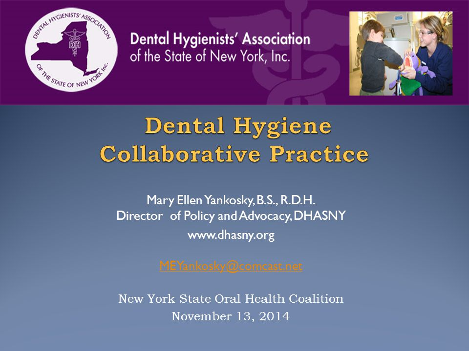 the collaborative practice of dental hygiene A collaborative dental hygienist who holds a collaborative care permit ii may provide dental hygiene services within the scope of practice of a dental hygienist in the state of arkansas (article xi) an delegated by the consulting dentist to children, senior citizens.